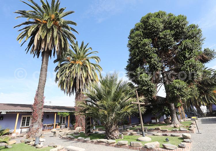 Musée Colchagua, Santa Cruz, Chili