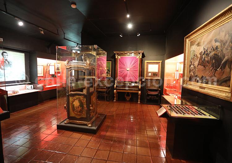 Époque des Conquistadors, Musée Colchagua
