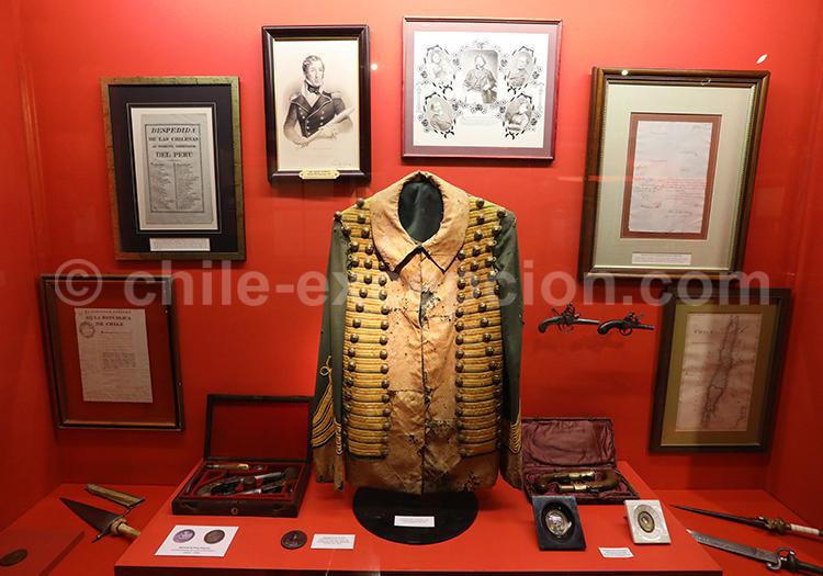 Guerre d'Indépendance, Musée Colchagua