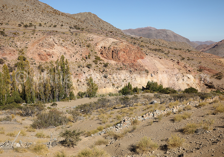 Route Antakiri, Observatoire Gemins Sur Tololo