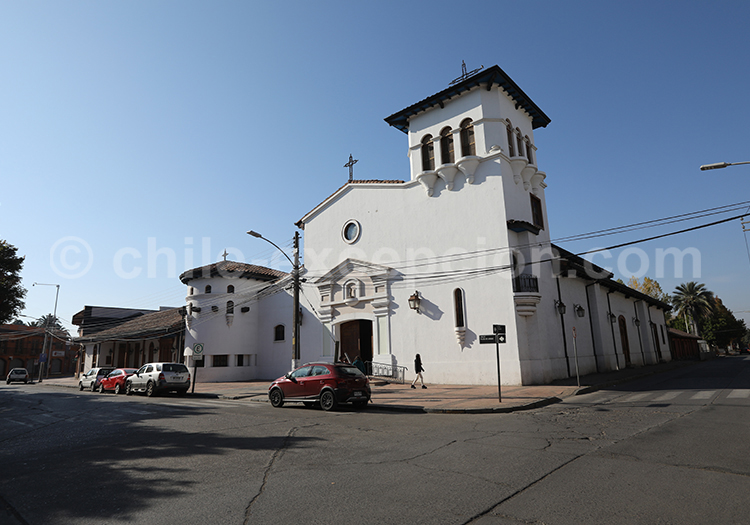 Place d'Armes, Santa Cruz, Chili