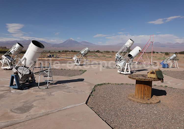Observatoire Space OBS, Atacama