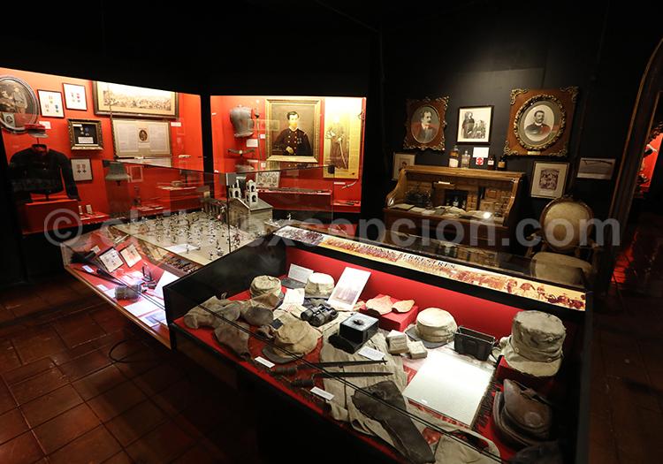 Objets de collection, Musée Colchagua