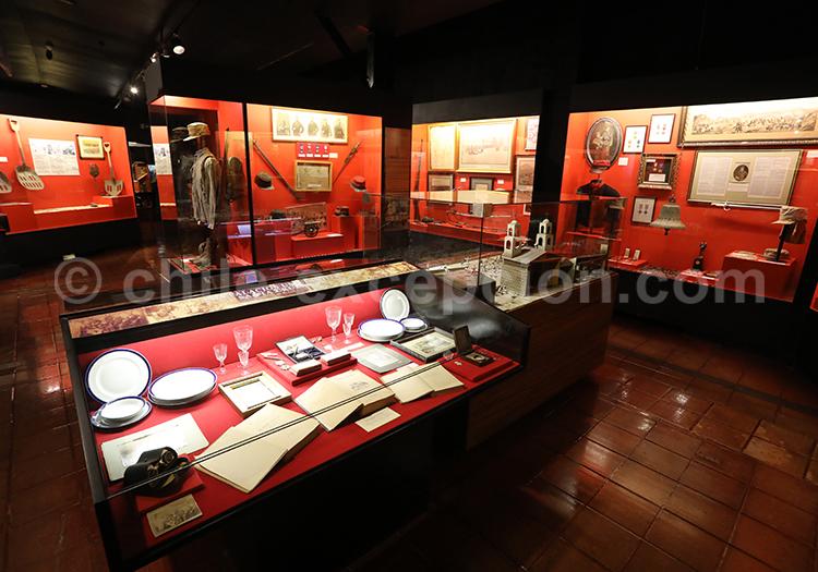 Histoire du Chili, Musée Colchagua