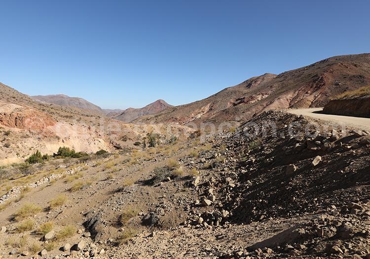 Route Antakiri, Observatoire el Pangue