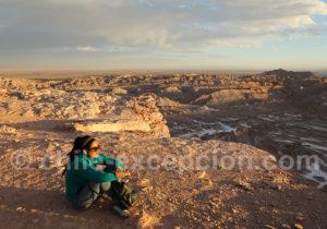 Mirador de Kari, Atacama