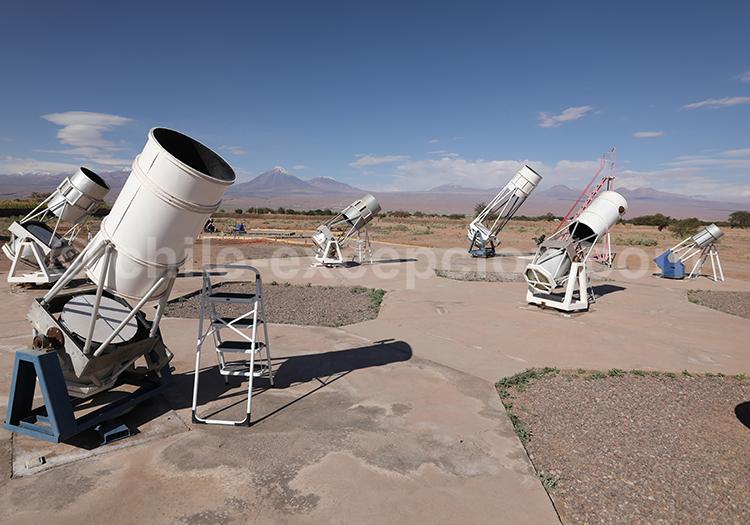 Observatoire Space OBS, observer les étoiles dans le désert