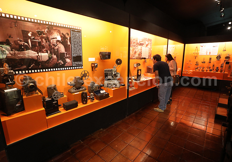 Objets cinématographiques de collection, Musée Colchagua