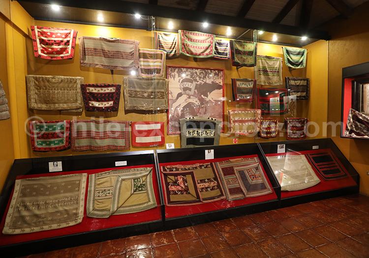 Textils andins, Musée Colchagua