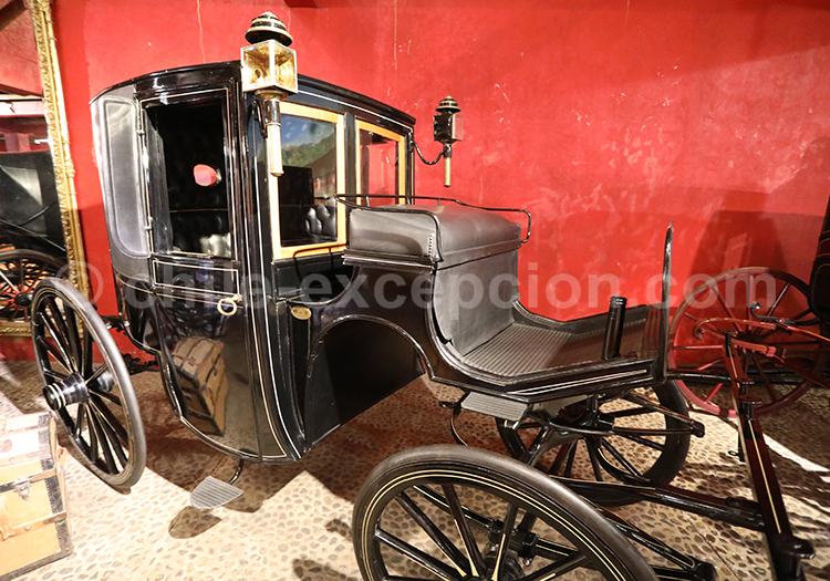 Carrosse de collection, Musée Colchagua