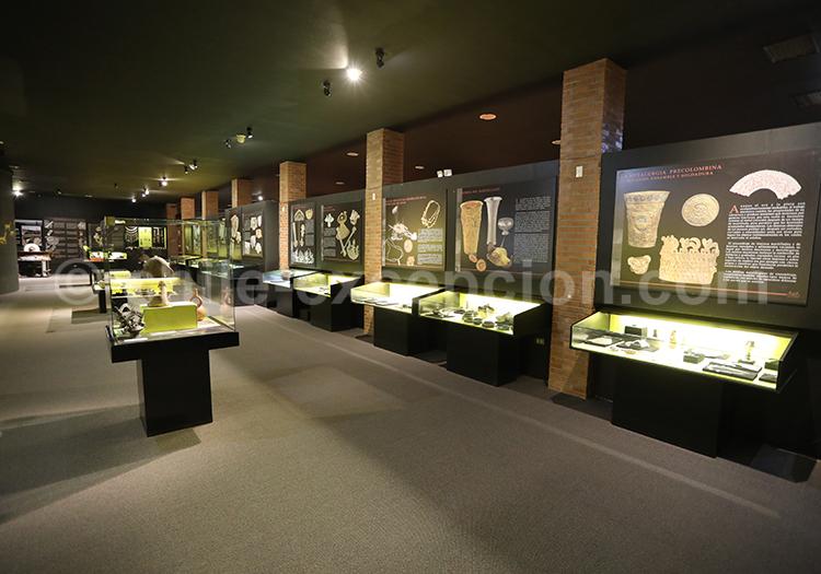 Le plus grand musée du Chili, Musée Colchagua
