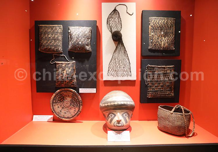 Artisanat precolombien, Musée Colchagua