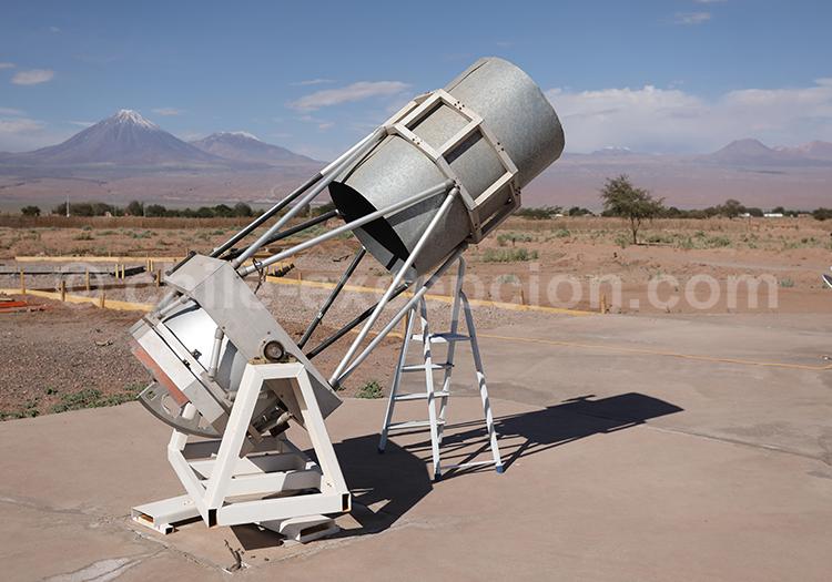 Observatoire Space OBS, tourisme astronomique