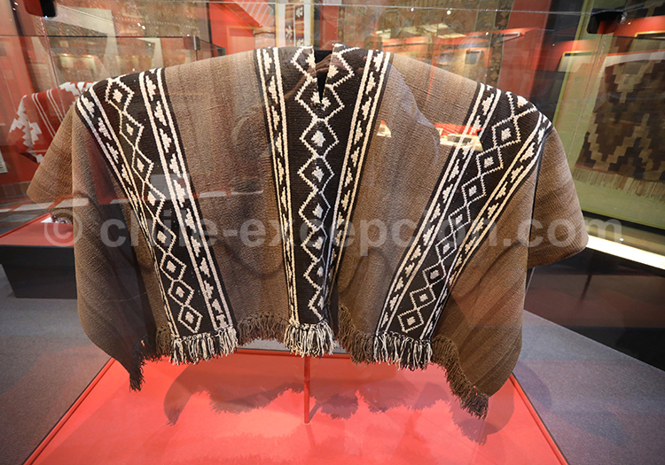 Poncho huaso, Musée Colchagua