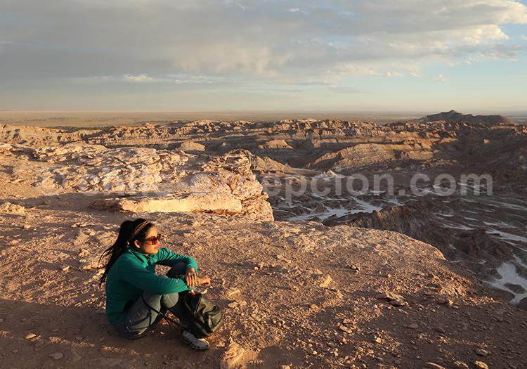 Séjour entre amis, alentours de San Pedro de Atacama