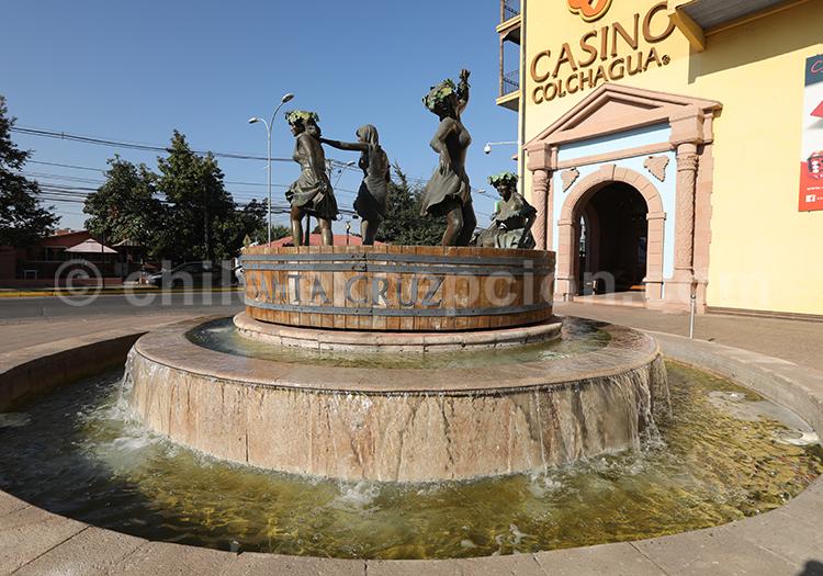 Casino Colchagua, Santa Cruz