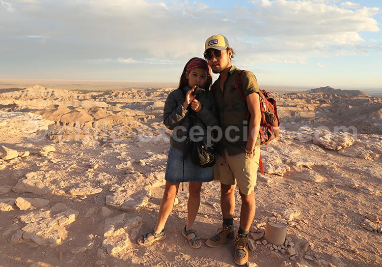 Voyage de noces, Nord du Chili