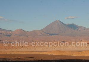 Licancabur depuis El Coyote