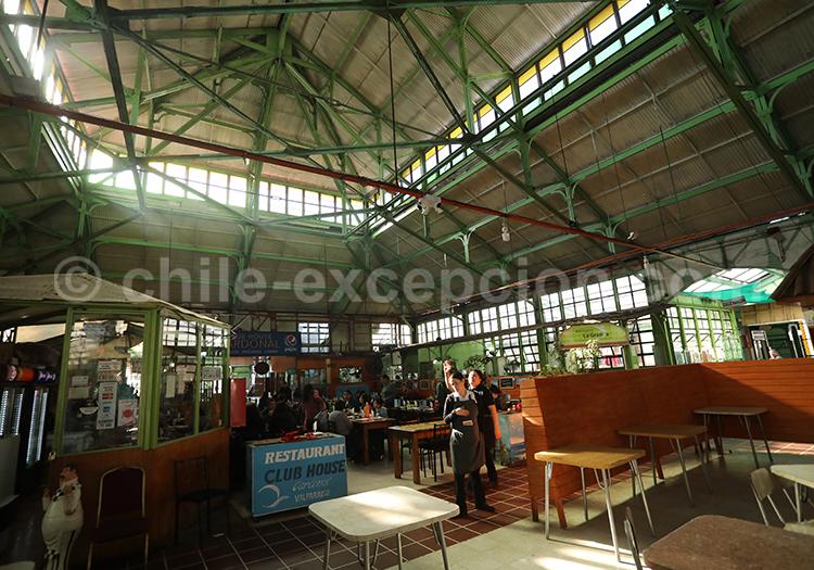 Mercado El Cardonal, calles Rawson, uruguay. brasil y Yungay, Valparaiso