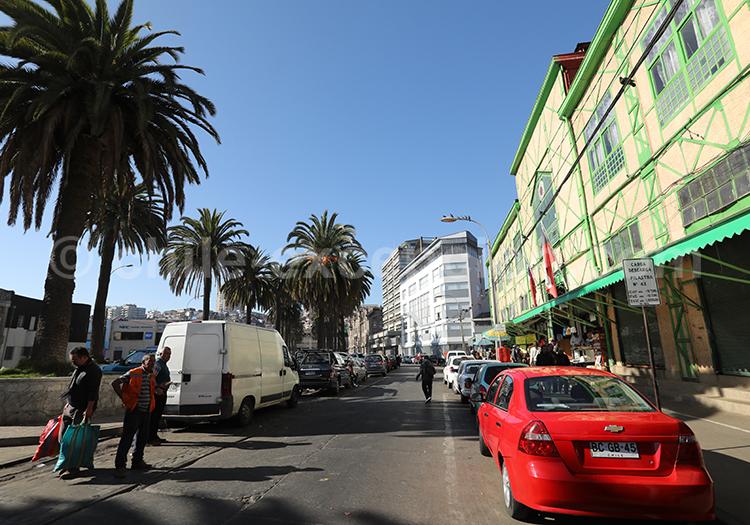 Visite libre de Valparaiso
