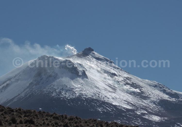 Volcan Isluga, parc national dans l