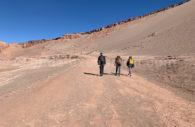 Vallée de la Lune, désert d'Atacama au Chili