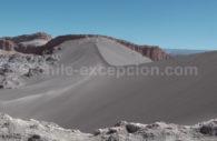Cordillère de sel, Atacama, Chili