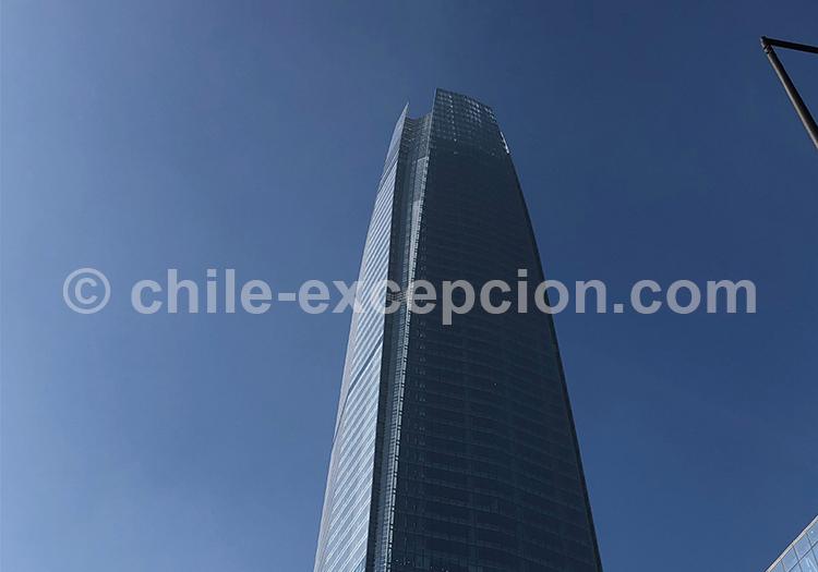 Costanera Center, Santiago, Chili avec Chile Excepción