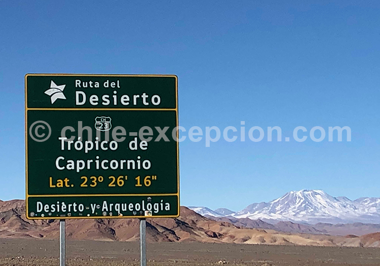 Désert d'Atacama, Chili avec Chile Excepción