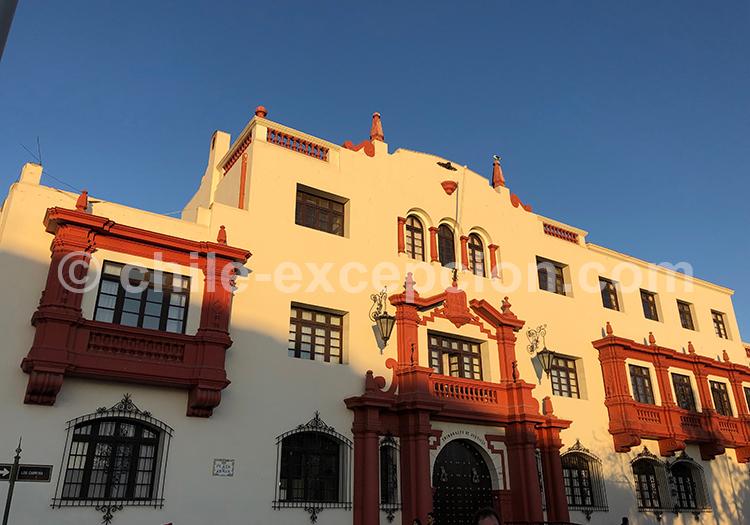La Serena, Chili, avec Chile Excepción
