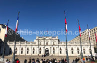 Palais de la Moneda, Santiago, Chili