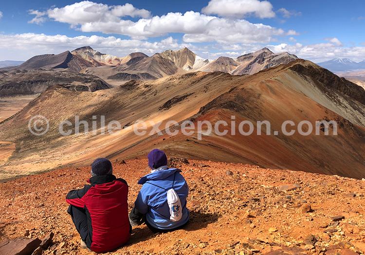 Suriplaza, nord Chili avec Chile Excepción