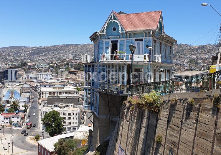 Equilibriste de Valparaiso