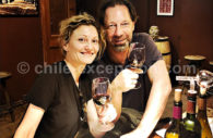 Route des vins au Chili Jean-Michel et Marie-Laure