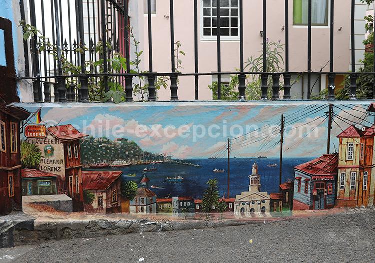 Séjour 1 mois au Chili
