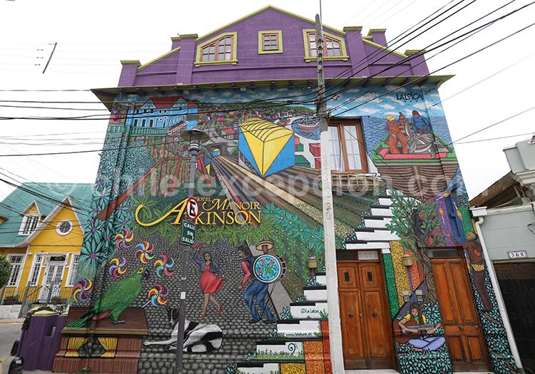 Les meilleurs hôtels de Valparaiso, Chili