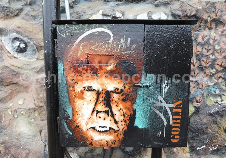 Arts de rue, Valparaiso, Chili