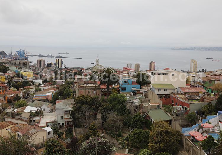 La Sebastiana, maison de Pablo Neruda, Valparaiso, Chili avec l'agence de voyage Chile Excepción