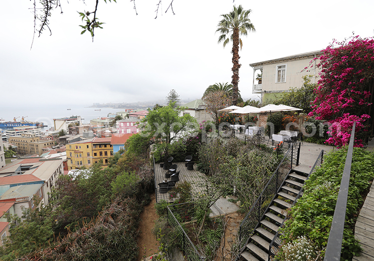 Hôtel Zero, Valparaiso, région centre, Chili