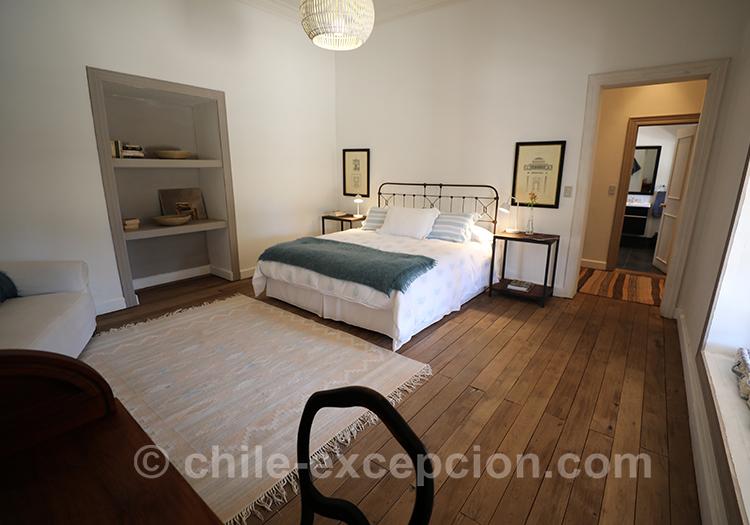 Dans quelle bodega dormir au Chili, Hôtel Casa Bouchon, centre du Chili