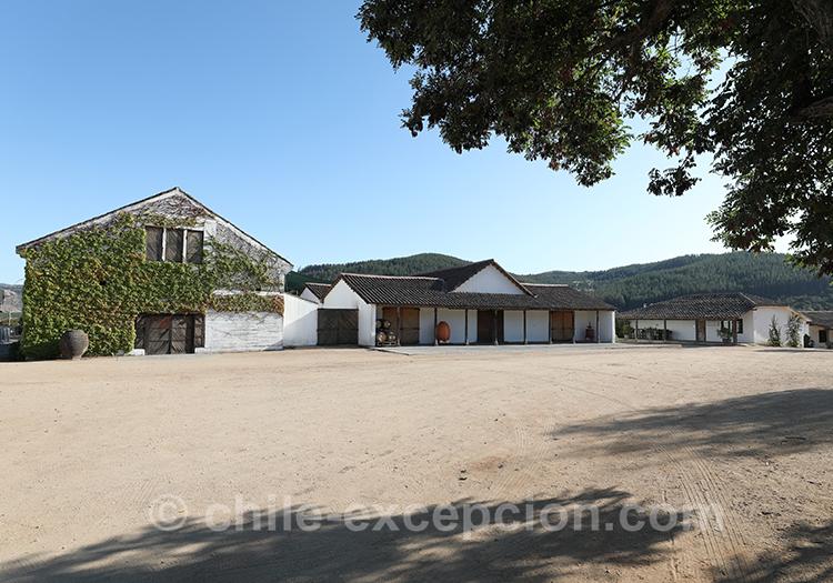 Où déguster du vin dans la vallée del Maule au Chili, Casa Bouchon