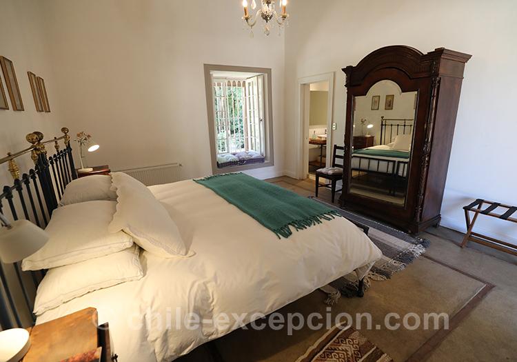 Découvrir les chambres de Casa Bouchon, Chili