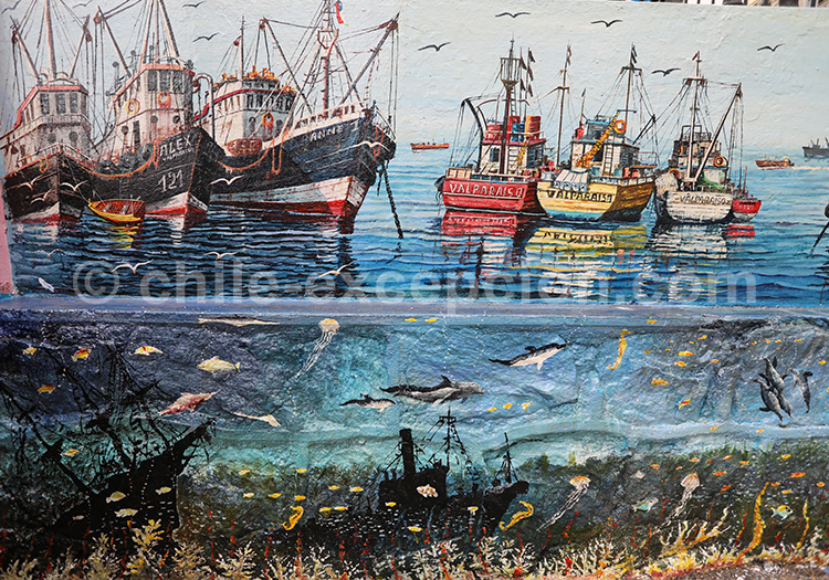 Port du Chili
