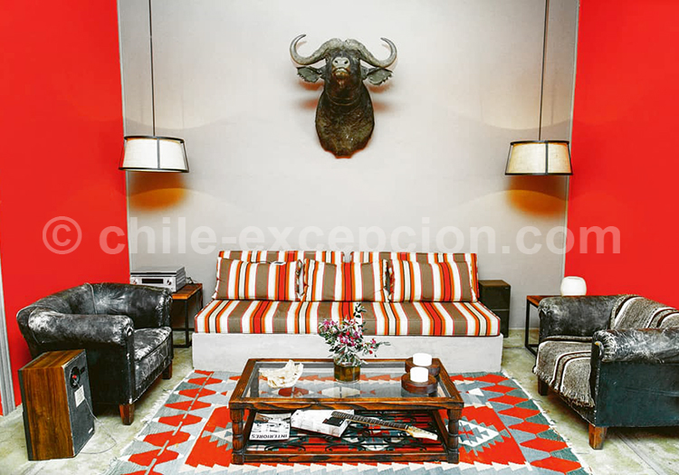 Casa Bouchon Hotel Boutique du Chili