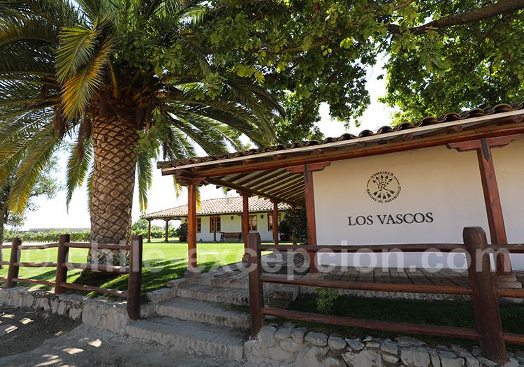 Viña Los Vascos, vallée Colchagua