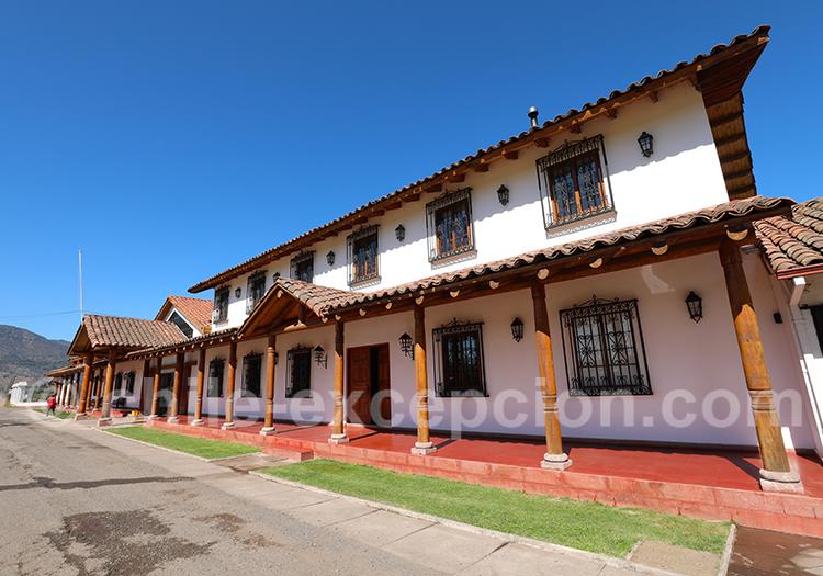 Viña Ravanal, vallée Colchagua
