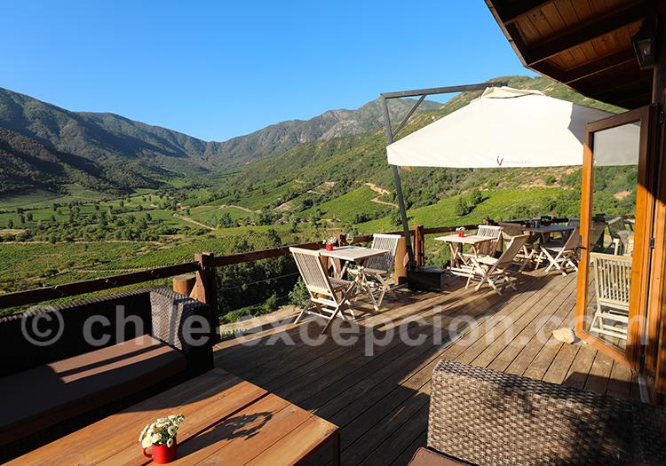 Viña Ventisquero, vallée Colchagua