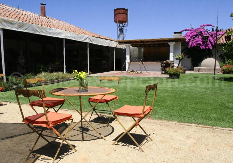 Viña Viu Manent, vallée de Colchagua, Chili avec l'agence de voyage Chile Excepción