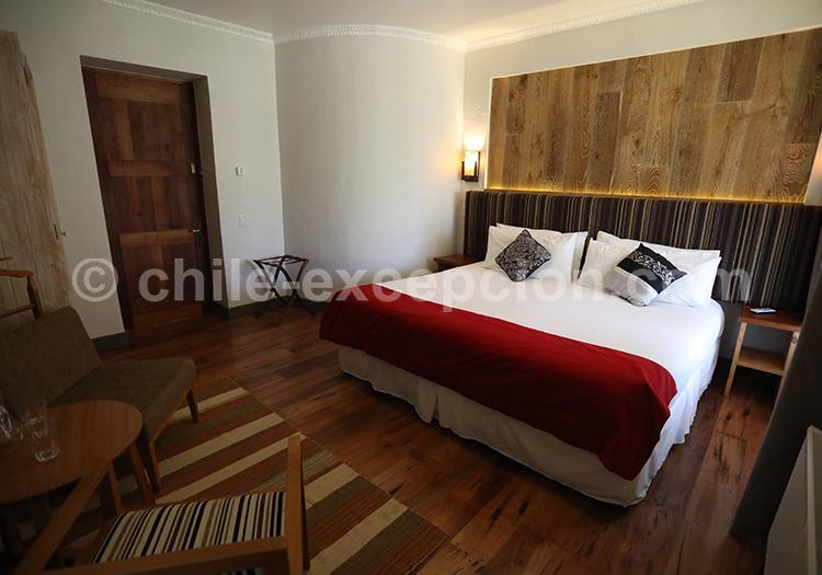 Hôtel de la vallée Casablanca, Chili avec l'agence de voyage Chile Excepción