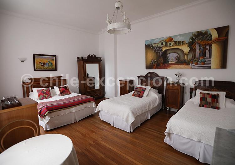 Quels hôtels à Valparaiso ? Le Somerscales avec l'agence de voyage Chile Excepción